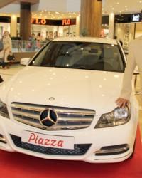 100 TL harcadı Mercedes sahibi oldu