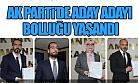 AK PARTİ ADAY ADAYLARI AÇIKLANDI