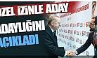 CİHAT SEZAL AK PARTİDEN ADAY ADAYI