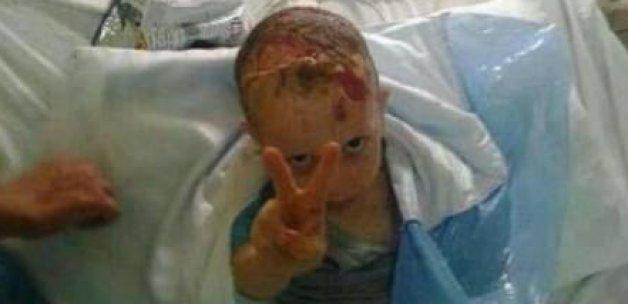 İşte Herkesin Konuştuğu Gazzeli Çocuk
