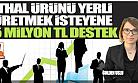 KOSGEB İTHAL ÜRÜNÜ YERLİ ÜRETENE 5 MİLYON DESTEK VERİYOR