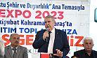"""MAHÇİÇEK, """"KAHRAMANMARAŞ'IN EKONOMİSİNE CAN SUYU EXPO"""""""
