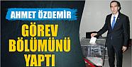 AK PARTİDE ÖZDEMİR'İN YARDIMCILARI BELLİ