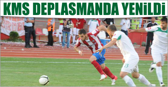 BANDIRMASPOR 1-0 KAHRAMANMARAŞSPOR