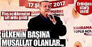 """""""Ben Maraş'a Da Güveniyorum Türkiye'ye"""