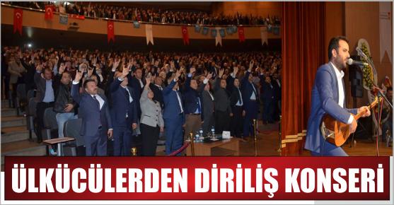 KAHRAMANMARAŞ ÜLKÜ OCAKLARI ALİ KINIK'LA