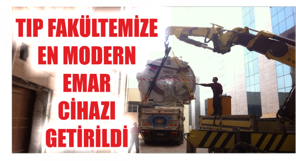 KAHRAMANMARAŞ'A MÜJDELİ HABER