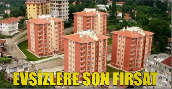 KAHRAMANMARAŞ'TA KIRK ADET 1+1'LER SATIŞA...