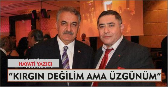 """""""KIRGIN DEĞİLİM AMA ÜZGÜNÜM"""""""