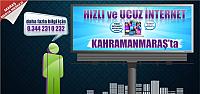 Ucuz İnternet Kahramanmaraş'ta