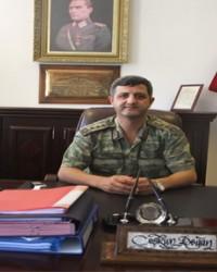 Jandarma Alay Komutanına hayırlı olsun ziyareti!