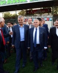 ONİKİŞUBAT'TAN KAHRAMANMARAŞ'IN EN BÜYÜK İFTAR ORGANİZASYONU
