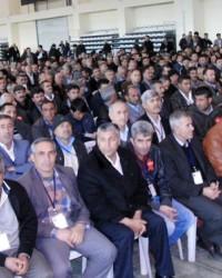 MARAŞ'IN DİREKSİYONU'' KUYBU''YA EMANET