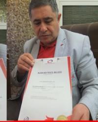 İsim Hakları Fatih Nalbantbaşı'nda