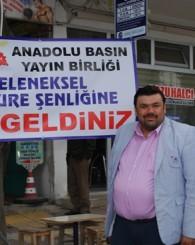 Anadolu Basın Yayın Birliği Aşure Dağıtımı