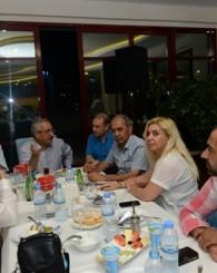 Rektör Deveci, Basın Mensuplarıyla İftar Yemeğinde Bir Araya Geldi