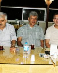 Alkan Sendika Temsilcileri ve MEM Yöneticileriyle