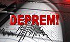 KAHRAMANMARAŞ'TA DEPREM : HALK SOKAĞA ÇIKTI