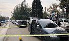 POLİS ÖLÜMLÜ KAZAYI OTOMOBİL PARÇASINDAN AYDINLATTI
