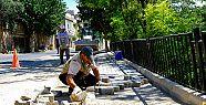 DULKADİROĞLU'NDAN KAYABAŞI'NA PARKE
