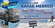 OTOBÜS SEFERLERİ BAŞLIYOR